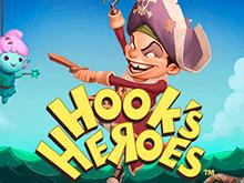 Герои Крюка: игровой слот онлайн