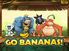 Вперед Бананы! игровой онлайн-автомат