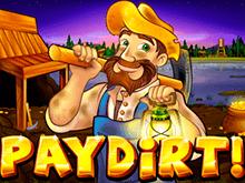 Игровой автомат Paydirt в казино онлайн от Rtg