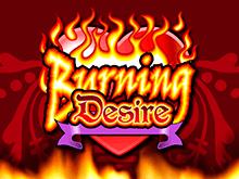 Burning Desire – азартный автомат для игры в онлайн казино на деньги